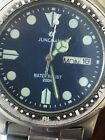 Vintage Junghans Quartz Men's Divers Watch 200m