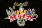 WALLEY WORLD POSTER. 11X17. VACATION. CHEVY CHASE. MARTY MOOSE.