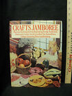 CRAFT JAMBOREE BY YVONNED EUTCH - 1977 HARDCOVER VAN NOSTRAND REINHOLD COMPANY
