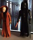 Star Wars RARE 1977 Darth Vader and 1977 Obi Wan Kenobi Jedi Master