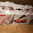 Y-Volution 100739 Flyer Scooter Step and Go Brand New in Box, Red