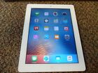 Apple iPad 2 32GB A1395 97 WiFi White Excellent Condition