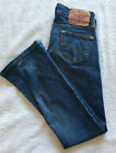 Vintage Levis 527s Slouch Flare Bootcut Fit 31x31 Approx Size UK 10 12