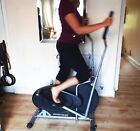V fit Air Elliptical Cross Trainer Crossfit Bike with tension control