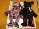 Ty Beanie Baby 2000 2003 SIGNATURE Bear Retired with Tags