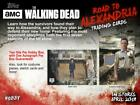 2018 Topps Walking Dead Road To Alexandria Trading Cards Hobby Sealed Box