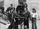 5610 01 Francois Truffaut directing the movie in the movie film Day For Night 56