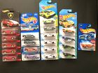 Hot Wheels Lamborghini lot of 20 cars Diablo Huracan  Countach