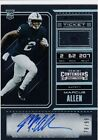 MARCUS ALLEN 2018 PANINI CONTENDERS COLLEGE BOWL TICKET RC AUTO 78 99 PENN STATE