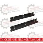 YJ Set Slide In Center Skid Plates Repair Frame RH LH 1987 1995 Jeep Wrangler