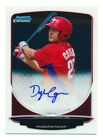 Breaking Down the 2013 Bowman Chrome Draft Prospect Autographs Checklist 59