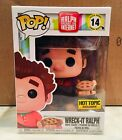 Funko Pop! Wreck It Ralph #14 Hot Topic Exclusive. Mint. A+Seller