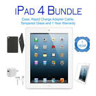 Apple iPad 4th Gen 32Go Wi Fi 97in Blanc