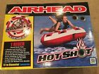 AIRHEAD Hot Shot Inflatable Water Tube 1 Person Rider Boat Tow Towable Ahhs 12