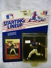 1988 Andre Dawson #8 Blue Jersey Chicago Cubs Starting Lineup Baseball