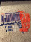 Lot of Hot Wheels Track Builder Sets 75+ Pieces