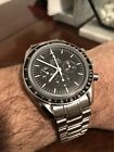 Omega Speedmaster Professional 2016 with collectors case and extra bands