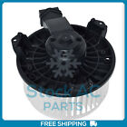 68004195AA Premium Line Brand New A/C Heater Blower Motor For Jeep Wrangler ...