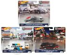 2018 Hot Wheels 50th Anniversary Car Culture Team Transport Set of 3 1 64 Scale