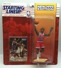 1994 Kenner Starting Lineup SLU  Calbert Cheaney Washington Bullets