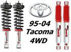 Rancho Loaded Quicklift Front Struts &RS9000XL Rear Shocks For 95-04 Tacoma 4WD