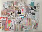 Planner Scrapbook Crafting Lot Price lowered