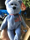 Beanie Babies with tags! America, Eggs, Manny
