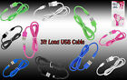 3ft Heavy Duty Data Sync Charging Universal Cable Cord For LG Cell Phones