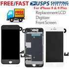Front Screen Replacement For iPhone 8  8 Plus LCD Touch Digitizer Assembly Kits