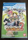 One Piece Treasure Wars 2 Buggyland e Youkoso WonderSwan Color - boxed w/manual