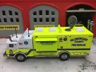 MATCHBOX FIRE E ONE MOBILE COMMAND HILLSBOROUGH COUNTY FIRE RESCUE CUSTOM UNIT