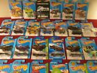 30TV HOT WHEELS DIECAST CARS FACTORY SEALED NM MINT 1 64 DIECAST ALL DIFFERENT