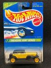 Hot Wheels 1996 SUPER Treasure Hunt 31 DOOZIE 12 of 12 Real Riders w Protector