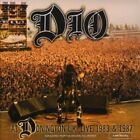 Dio – At Donington UK Live 1983 & 1987 Digipack Brazil