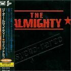 THE ALMIGHTY Psycho-Narco JAPAN CD PCCY-01519 2001 NEW