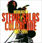 STEVIE SALAS COLORCODE Anthology Of Col JAPAN CD PSCW-5365 1996 NEW