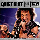 QUIET RIOT Live At The Us Festival SICP -4 + DVD N JAPAN CD SICP-3503-4 2012 NEW