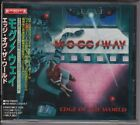MOGG / WAY Edge Of The World JAPAN CD RRCY-1050 1997 OBI