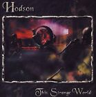 ホドソン HODSON This Strange World JAPAN CD MICP-10445 2004 NEW