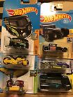 Hot Wheels 2018 Bone Shaker Super Treasure Hunt With Lot of 5 other cars