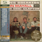 JOHN MAYALL, ERIC CLAPTON Blues Breakers JAPAN CD UICY-93705/6 2008 NEW