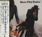THE GEORGIA SATELLITES Never Stop Rockin' JAPAN CD WPCP-3655 1990 NEW