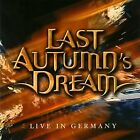 LAST AUTUMN'S DREAM Live In Germany JAPAN CD MICP-10716 2008 NEW