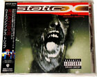 STATIC-X Wisconsin Death Trip JAPAN CD WPCR-10470 1999 NEW