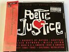 Poetic Justice (Music From The Motion Picture) JAPAN CD ESCA-5803 1993 OBI