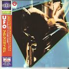 UFO The Wild, Willing And Innocent JAPAN CD TOCP-7203 1992 OBI