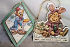 Boyd Bear Figurine Collection Moose Paper Christmas Ornaments Inter Art Canada