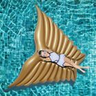 Giant Inflatable Pool Float Angels Wing Swim Lounge Raft Decor Fun Party Toy