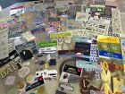 SCRAPBOOKING EMBELLISHMENTS STICKERS 50 NEW PACKAGES