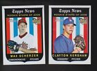 2008 Topps Heritage High Number Baseball Cards 15